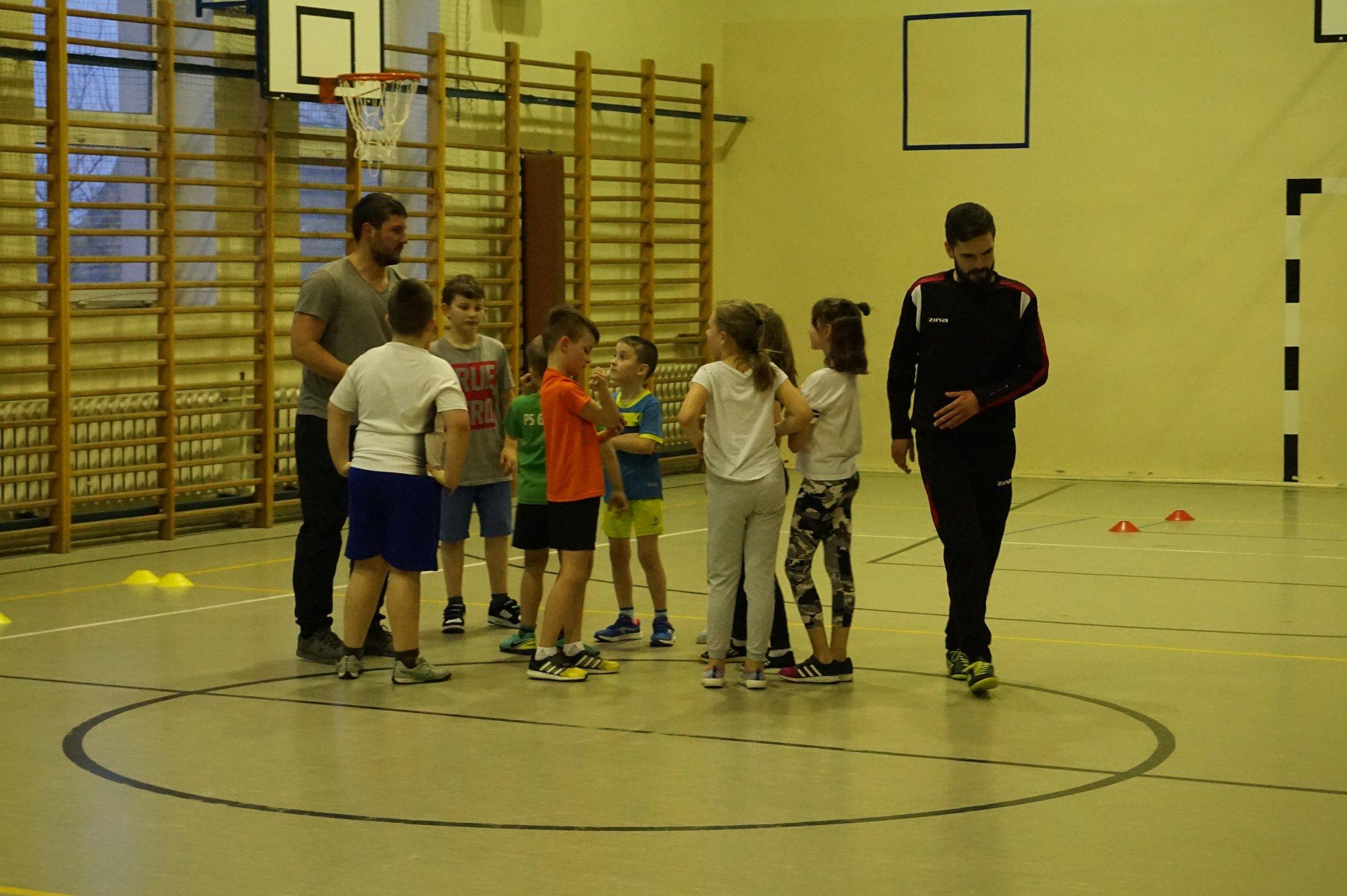 Zajęcia sportowe dla dzieci Gniezno